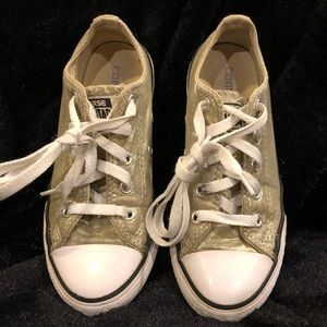 Converse - Gold, Size 13